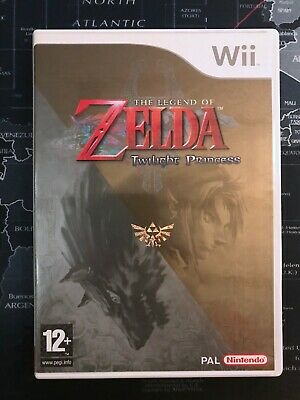 The legend of Zelda: Twilight princess (Nintendo Wii)