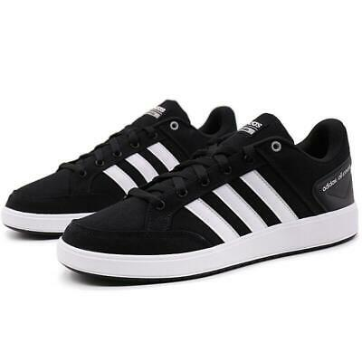 Mens Adidas All Court Black Trainers (TGF45) RRP £49.99