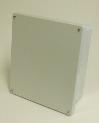 Allied Moulded Products 14x12x6 inches ULTRAGUARD Fiberglass Enclosure