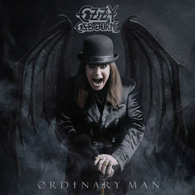 Ordinary Man - Ozzy Osbourne NEW CD - Released 21/02/2020