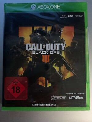 Call of Duty - Black Ops 4 - XBOX ONE   NEU