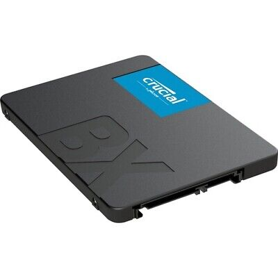 NEW CT240BX500SSD1 BX500 240GB 3D NAND SATA 2.5-inch SSD 240 GB Solid State