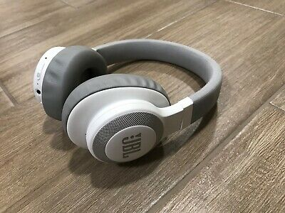JBL E65BTNC Wireless Noise-Cancelling Over-ear WhiteFree Shipping, Original!!