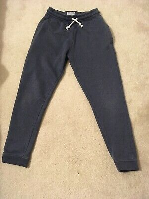 Next Boys Blue Joggers Age 11 Years Old
