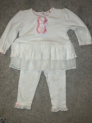 Baby Girl Spanish Mintini Outfit Tracksuit 12 Month