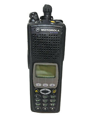 MOTOROLA XTS5000 Model III P25 Digital Police Fire EMS RADIO H18UCH9PW7AN XTS