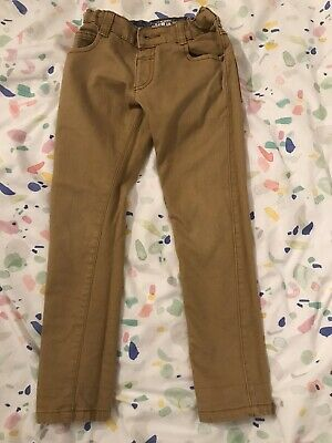 M&S Boys Jeans Gold Age 5-6 Years