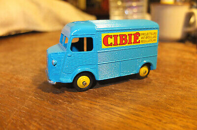 """Dinky Toys #25C# Citroën H 1200K """"CIBIE"""" Made in France #SUP#"""