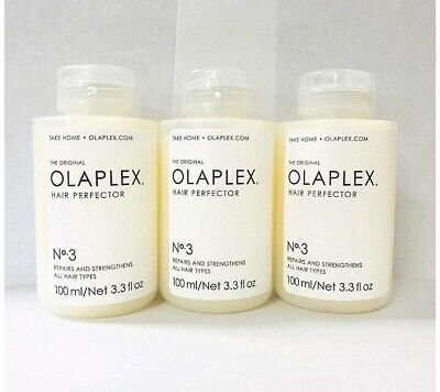 Olaplex No.3 Hair Perfector 100ml (3 Pack) Fast Free Delivery