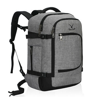 Convertible Travel Backpack 40L Flight Approved Carry on Business Backpack