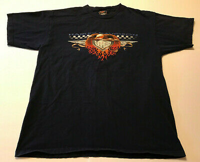 Harley Davidson Motor Cycles XL Extra Large Mens T-Shirt - Albuquerque N.M.