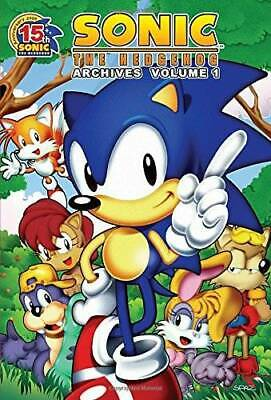 Sonic the Hedgehog Archives, Vol. 1 - Paperback By Gallagher, Mike - GOOD