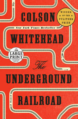 The Underground Railroad: A Novel - Paperback By Whitehead, Colson - VERY GOOD