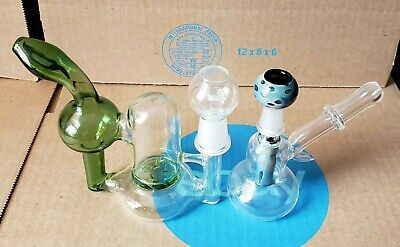 2 piece glass pipes. Waterpipe Bong hookah glass pipe