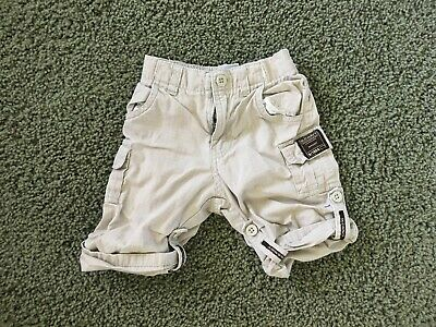 Old Navy Baby Boy Shorts Size 12-18 Months EUC