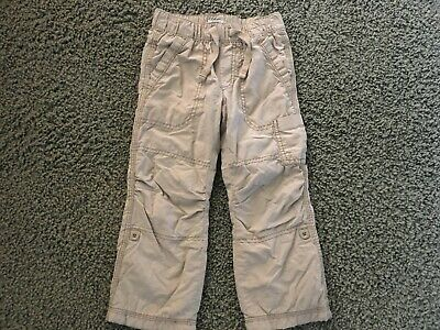 Old Navy Toddler Boy Lined Pants Size 3T