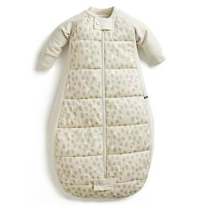 NEW ergoPouch Sheeting Sleeping Bag 3.5tog - Fawn Free Shipping