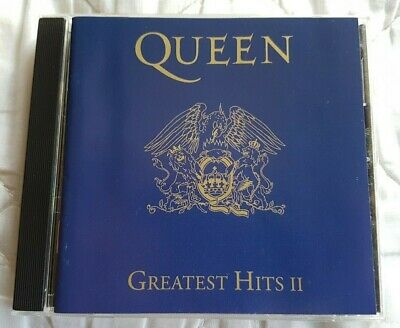 Queen - Greatest Hits Ii - Cd