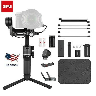 Zhiyun Weebill S Image Transmission Pro Kit 3-Axis Gimbal for DSLR & Mirrorless