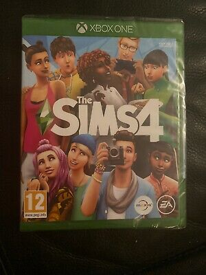 The Sims 4 xbox one game, Brand New Unopened