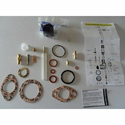 AMAL Monobloc Carb 376 Major Repair Kit & Jets Fits All 376 Carbs