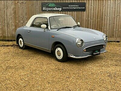*****Low Mileage Lapis Grey Figaro 23,000 Miles*******