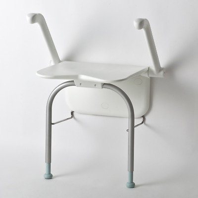 Etax Relax Shower Seat with Supporting Arms and Legs