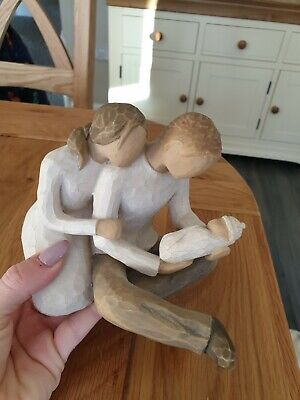 Willow Tree  - New Life - sculpted figurine. Great condition.