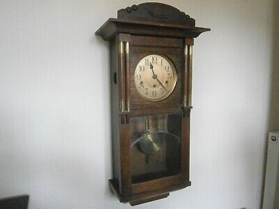 Large Westminster Chime Wall Clock