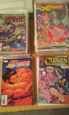 Comic Book Lot Of 30 Great Condition (DC, Marvel, & more)