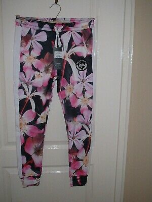 Hype Kids Multi Floral Unisex Joggers Age 9/10 Years