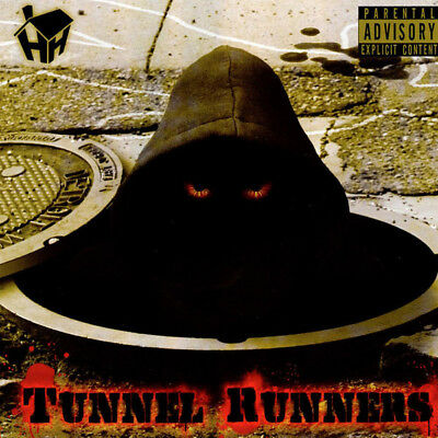 Tunnel Runners CD NEW SEALED ICP Insane Clown Posse Psychopathic Records Rap