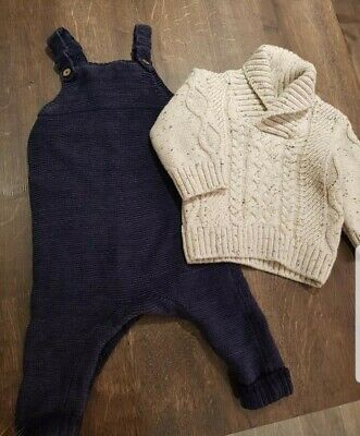 Baby Boys Winter Next Bundle Size 6-9 Months