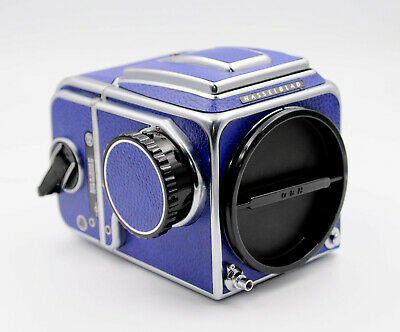 Hasselblad 500C/M Replacement Cover - Recycled Leather - Moroccan