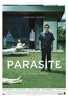 repro PARASITE 27x40 LIGHT BOX DS Poster Gisaengchung Korean movie CANNES Oscar