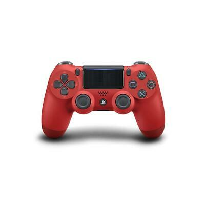 Sony Playstation 4 PS4 DualShock 4 Wireless Controller rot