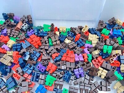 10 Pieces Per Order Brown Red Purple Blue Green LEGO Short Long Legs