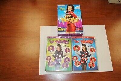 The Nanny: The Complete Series (DVD, 2015, 19-Disc Set) Excellent Condition