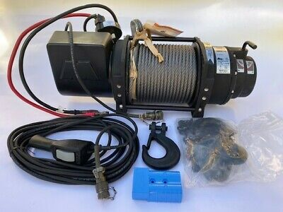 WARN 77671 Winch Remote Control 12 ft lead for Severe Duty Industrial Winches