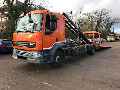 2011 14T DAF LF Fully Demountable Recovery Truck