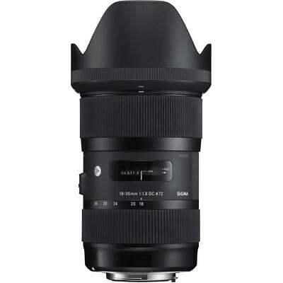 BSTOCK Sigma 18-35mm f/1.8 DC HSM Art Lens for Canon EF