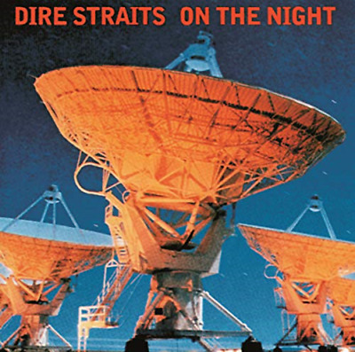 On The Night - Dire Straits (1993) CD