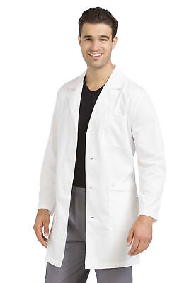 Med Couture's Men's 'MC2' Twill Lab Coat