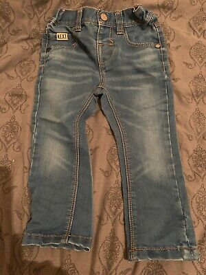 Boys Next Jeans Age 12-18 Months BNWT