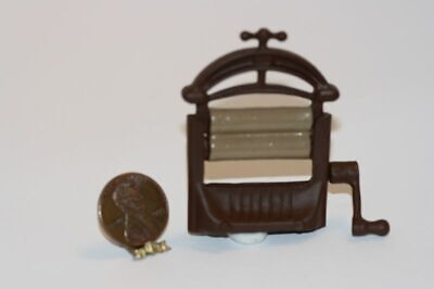 Dollhouse Miniature Clothes Wringer by Multi Minis