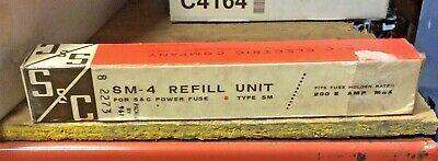 122150R4 SM-4 100E Refill Unit Used