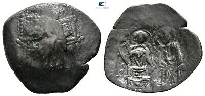Savoca Coins Michael VIII Palaeologus Trachy Christ 4,30 g / 29 mm @PEP2170