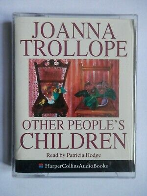 Joanna Trollope Other peoples Children Audiobook Read by Patricia Hodge