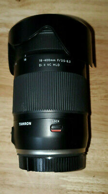 Tamron 18-400mm F/3.5-6.3 DI-II VC HLD For Canon APS-C USED