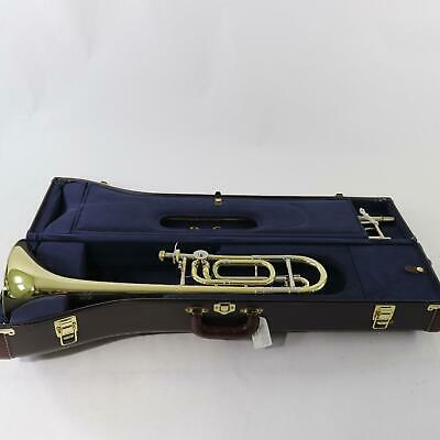 Bach Model 42B Stradivarius Professional Tenor Trombone SN 218413 OPEN BOX